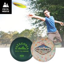 新款 户外塑胶飞碟 飞盘环保循环再造patagonia frisbee-recycled
