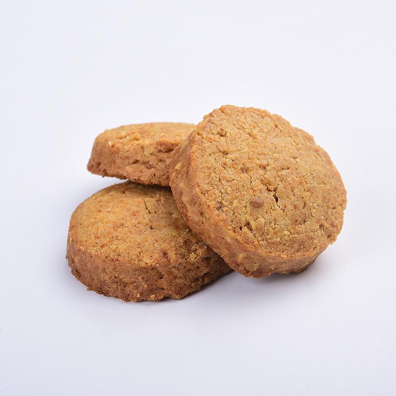 七谷麦杂粮曲奇无糖饼干伊代欣糖网红零食孕妇中老年糖尿人代餐