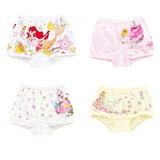 Xinfu underwear girls pure cotton flat-angle 5-8-9-10-12 years old middle-aged and older Princess Modal baby underwear