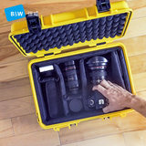 BW Germany Weiwei safety box digital equipment moisture-proof box SLR camera lens protection storage box type3000