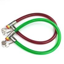 型鎖自行車車固定鎖蟹鉗鎖老式圈鎖圓鎖鋼管鎖鎖鎖防盜鎖