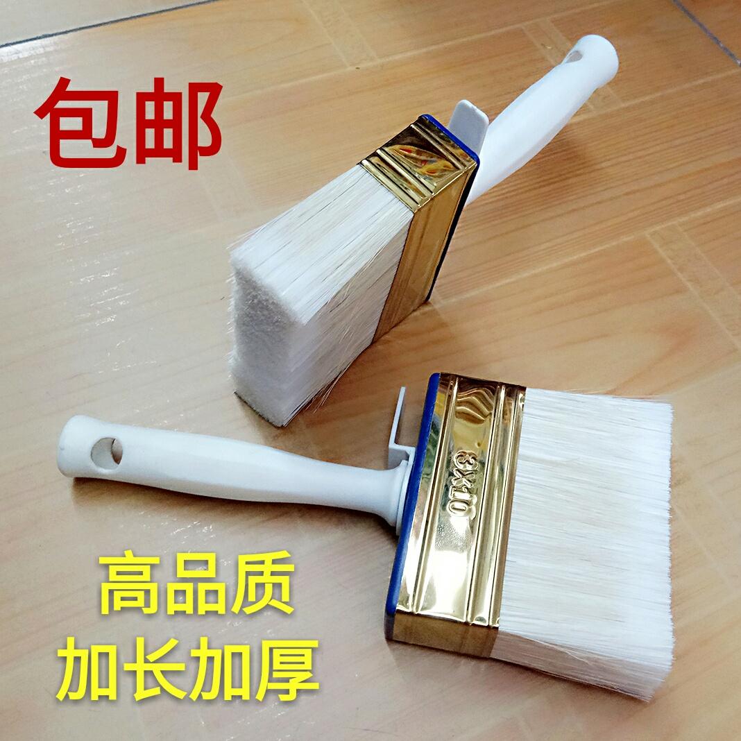 包邮 高品质加长加厚胶丝毛刷 多功能刷 油漆刷 烧烤刷子 除尘刷