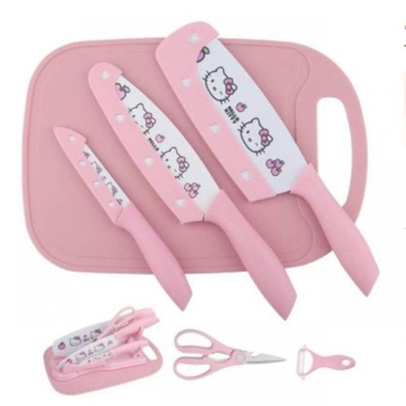 婴儿宝宝辅食钢刀套装日本菜刀菜板组合全套厨房家用水果刀剪刀