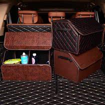 出风口置物袋车载手机袋汽车装饰用品车用收纳物盒袋