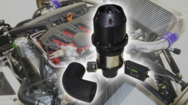 越野车皮卡车柴油车电动电子汽车涡轮增压器改装汽车动力改装