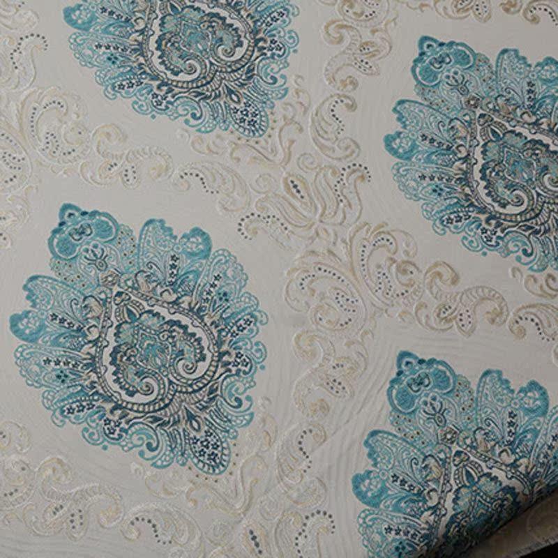 欧式高精密提花沙发布料抱枕餐椅桌布桌旗沙发套窗帘面料厂家直销