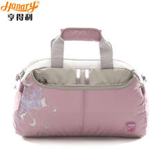 Hengdeli small travel bag female hand luggage bag short trip travel bag female bag male fitness tide travel bag