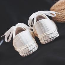 板鞋女超火chic复古港风鞋子百搭帆布鞋智熏鞋秋季学生山本风鞋女