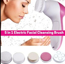 Cleaner Body Machine Pore Facial 5in1 Wash Electric Face