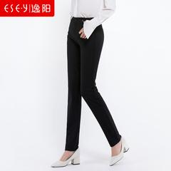 新款修身女裤