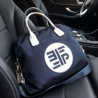 新款包包2019女包潮大容量手提包女百搭尼牛津帆布包单肩斜挎包Y