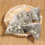 Jasmine Oolong Tea Triangle Tea Bag Teabag Combination Flower Tea Fruit Tea Cold Tea Tea Cover Tea Jasmine 50 Bubbles