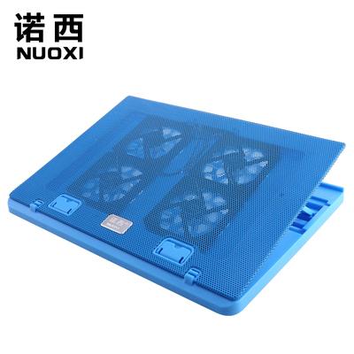 诺西H2笔记本散热器14 15.6寸acer手提电脑风冷静音4风扇支架底座