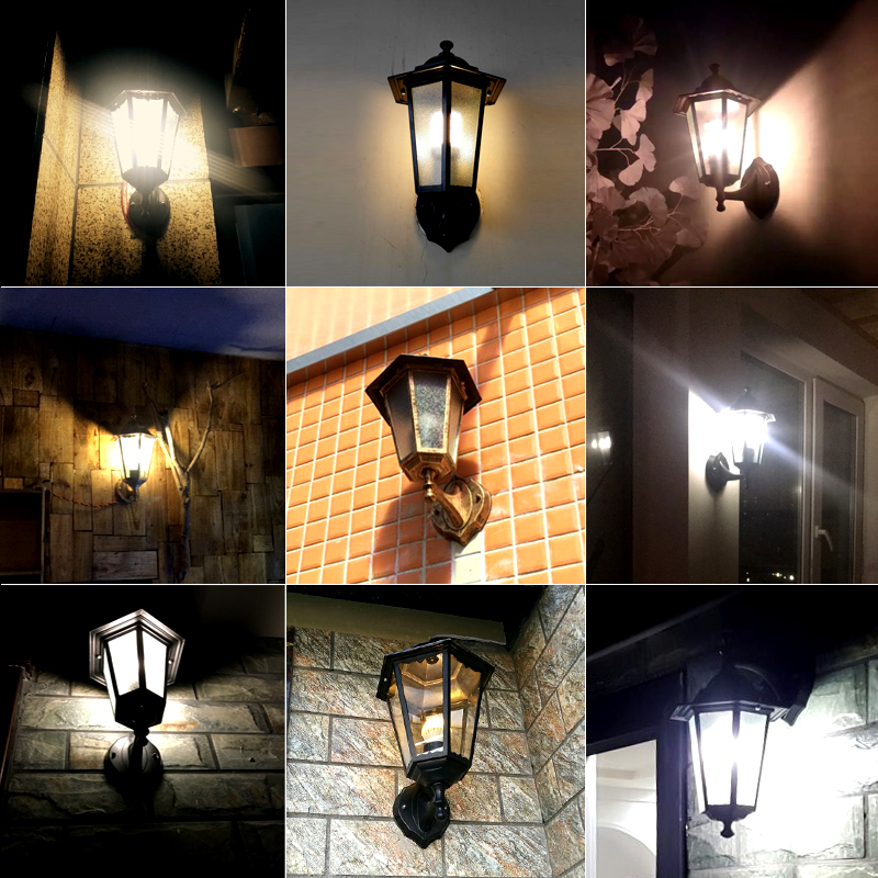 美式欧式复古壁灯