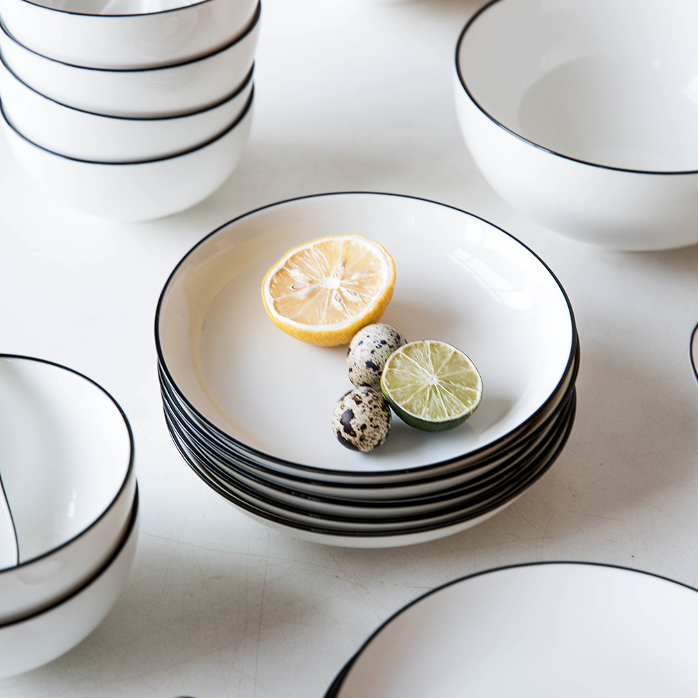 盘子陶瓷 欧式