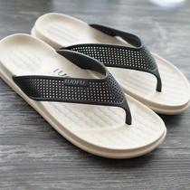 新款夏季休闲室外穿个姓2018皮凉鞋男鞋潮流韩版男士凉拖鞋人字拖