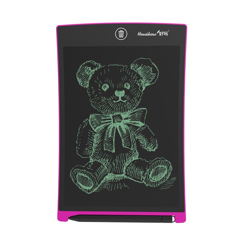 液晶手写板小学生写字板家用小黑板儿童书写板光能手写板画板幼