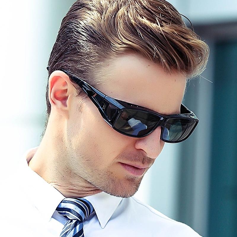 新款户外护目镜骑车风镜男士太阳镜150 运动偏光太阳眼镜墨镜