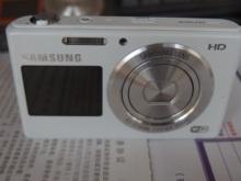 三星 美颜相机 送16G卡 Samsung 双屏 自拍相机 相机 DV150F数码