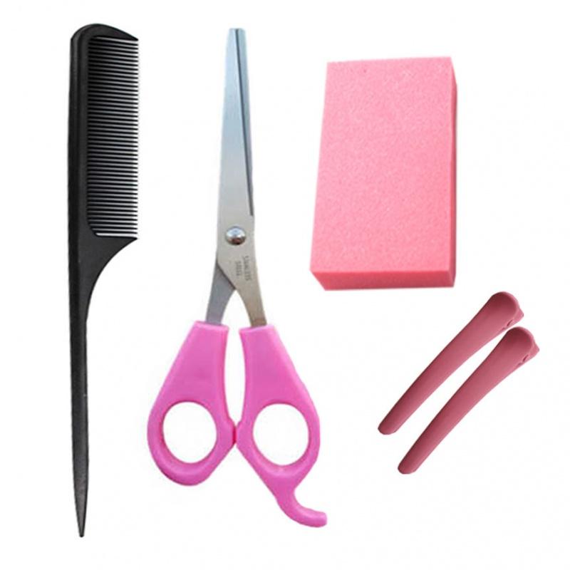 4礼品 家用美理发剪刀平剪刘海神器打薄碎发牙剪头发剪子工具套装