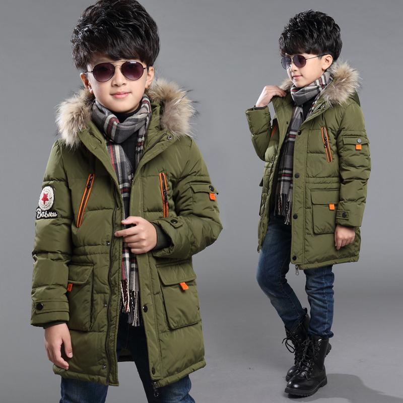童装男童羽绒棉衣外套13短款中大童10儿童棉袄12男孩保暖冬装15岁