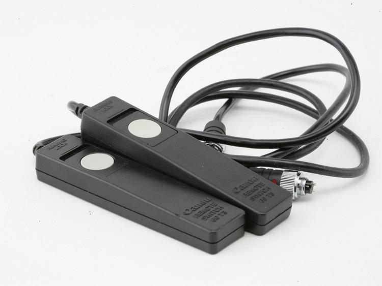 佳能 原厂Remote Switch 60 T3胶片单反相机快门线 适合EOS 1N等
