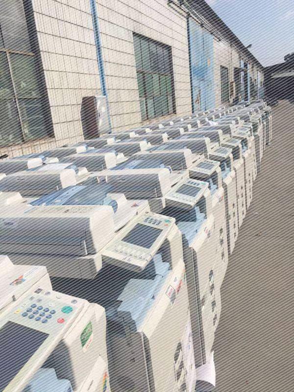 激光复印机a3一体机 激光扫描码彩色数码印刷机 复合机