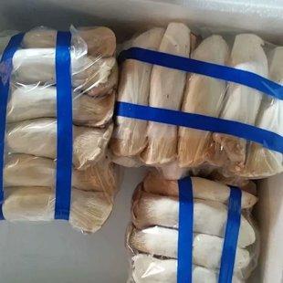 鸡腿菇杏鲍菇菌类蔬菜带箱4斤一份
