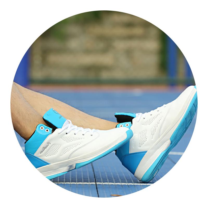 恩施耐克专柜夏季透气篮球鞋男女加肥大码运动鞋小号35男中学生鞋