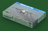 Spot trumpeter 83903 Assembled model 1/144 China Air Police-200 AWACS
