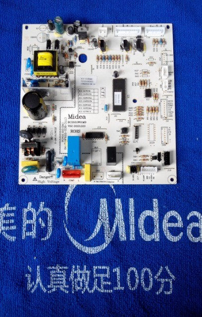 原装美的冰箱BCD-556WKM/555WKM/556WKPM主控板/控制线板/电脑板