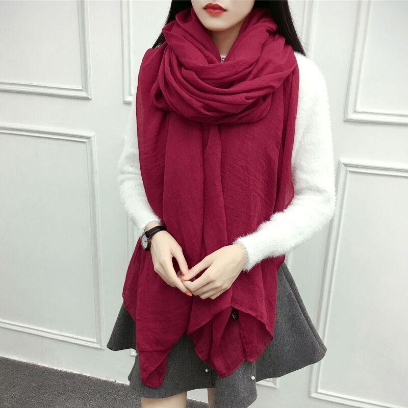 Женские шарфы из хлопка Артикул 584051078728