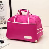 折叠手提旅行包男女装衣服大容量行李包防水旅行袋旅游健身待产包