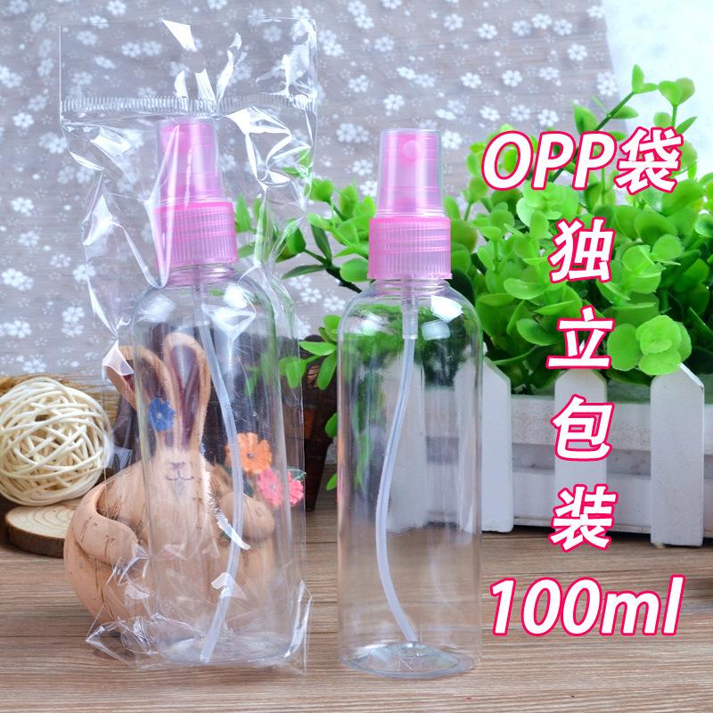 美妆工具 100ml毫升喷雾瓶 细雾喷壶 小喷瓶化妆瓶 4个 包邮图片