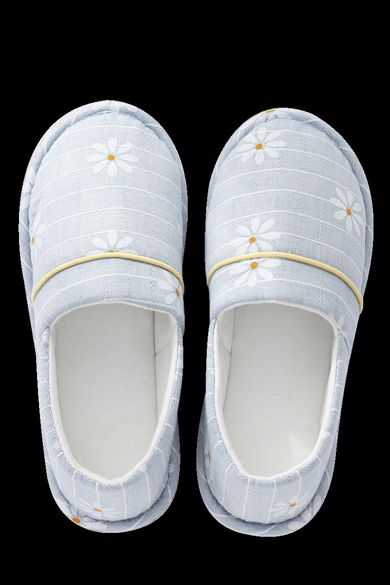 月子鞋女夏季产妇软底包根产后春秋天室内居家棉拖鞋孕妇鞋夏薄款