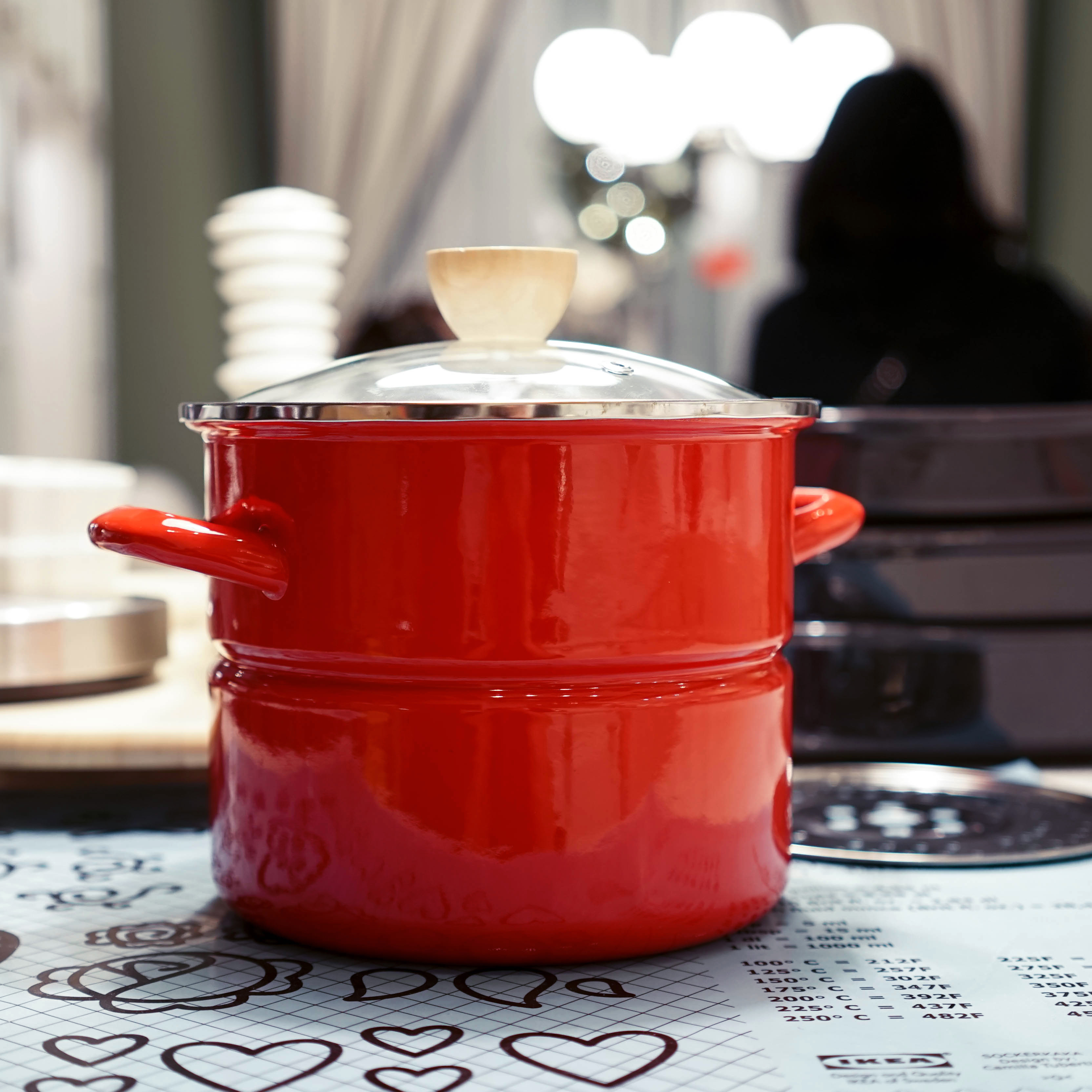 搪瓷湯鍋20