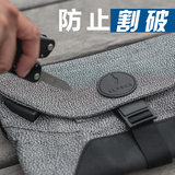 Australia Alpaka air-Sling pro second generation multi-function anti-theft cut-proof portable shoulder bag shoulder bag