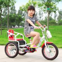 小孩儿三轮自行车