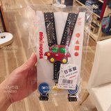 Japanese Shopping Malls Buy Straight Hair Mikihouse Baby Belt Pants Clip 80-100cm Made in Japan