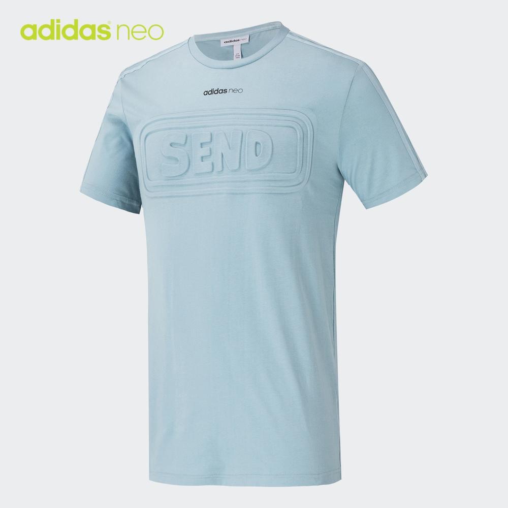 阿迪达斯官网adidas neo M TEE REL ENVLP男运动T恤FN0912 FN0913