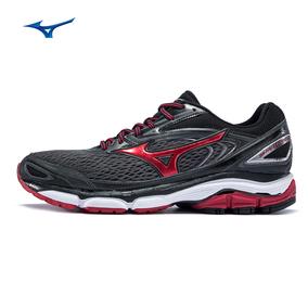 Mizuno/美津浓透气轻便男跑步鞋 WAVE INSPIRE 13 J1GC174461R
