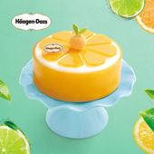 大连哈根达斯蛋糕柚子芝士蛋糕哈根达斯专卖店正品 免费送货