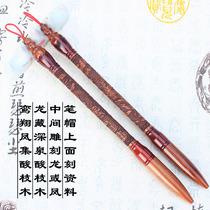 爱贝家婴儿纪念品北京上门理发现场制作胎毛笔、脐带章R-287