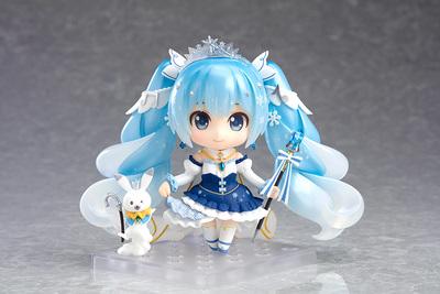 【猫受屋】GSC 初音未来 雪初音 2019 Snow Princess 公主 粘土人