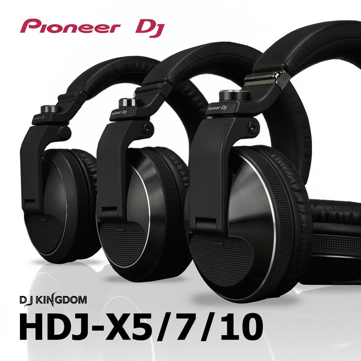 先锋dj监听耳机