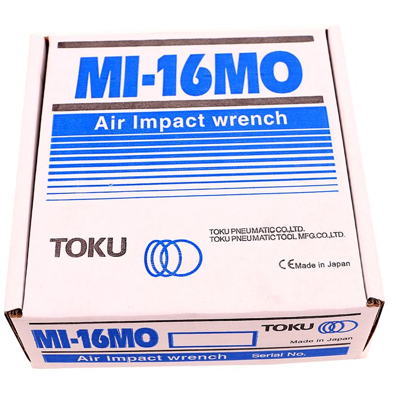 原装正品 日本东空MI-16MO气动扳手冲击扳手小风炮3/81/2四方头