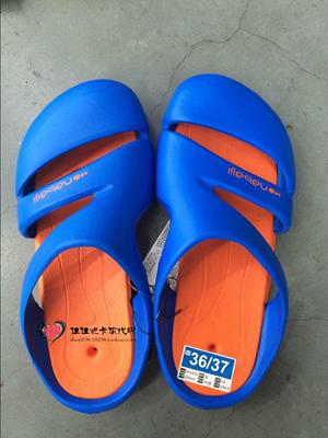 迪卡侬游泳鞋