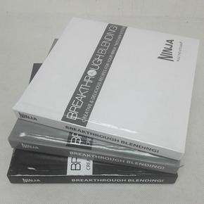 英文简约系列 黑白灰外文装饰真书 样板房 现代家居/酒店书柜摆件