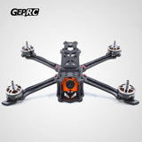 GEPRC/Gep Mark2 FPV Crossing Frame Freestyle Quadcopter Racing