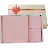 Japanese quality imported plain A cotton towel bath towel gift box cotton